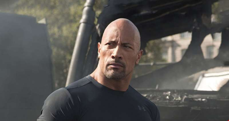 "Dwayne 'The Rock' Johnson to play MMA fighter Mark ""The Smashing Machine"" Kerr in new biopic"