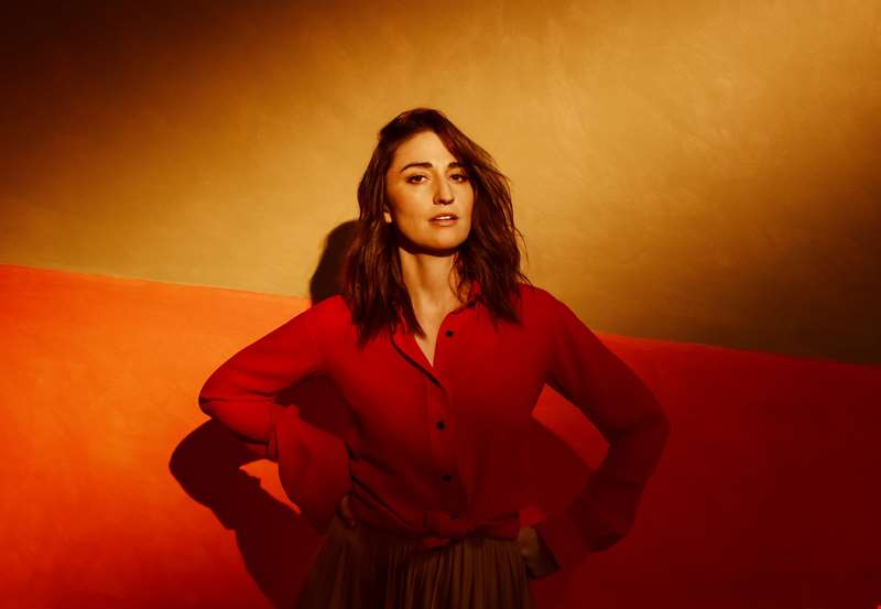 """How do you cope when the world always seems to be on fire?"" - hmv.com talks to Sara Bareilles"