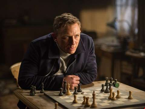 Behind-the-scenes video from new James Bond movie unveiled