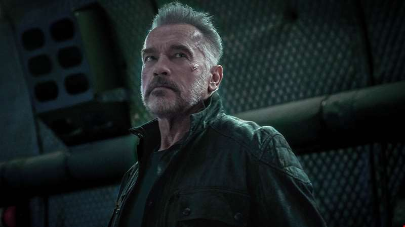 Watch the spectacular first trailer for Terminator: Dark Fate