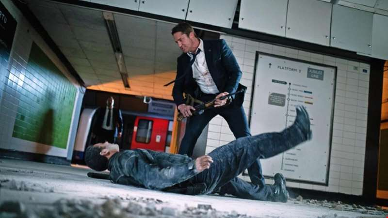 Explosive new trailer for Angel Has Fallen debuts online