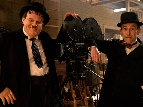 Steve Coogan & John C. Reilly star in new trailer for Stan & Ollie