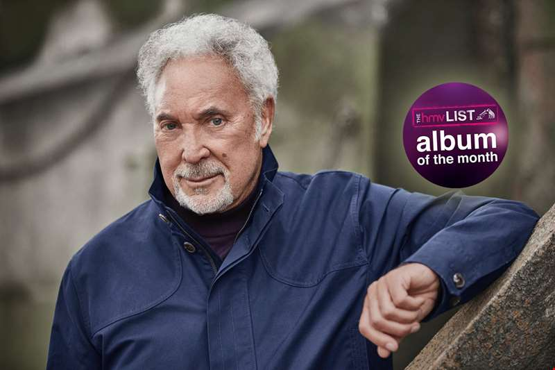Sir Tom Jones opens up about making new album Surrounded By Time and starting again after the death of his wife...