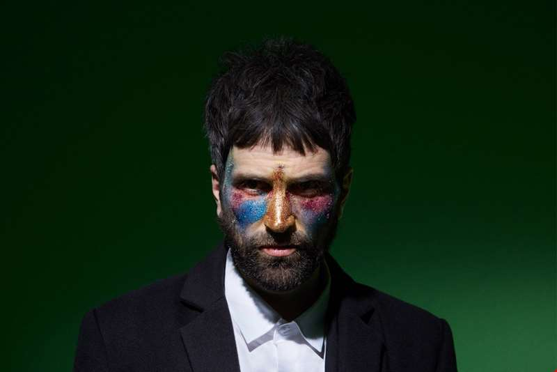 """I wanted to go down the rabbit hole and see what I could find"" - Kasabian's Serge Pizzorno opens up about his solo project The S.L.P"