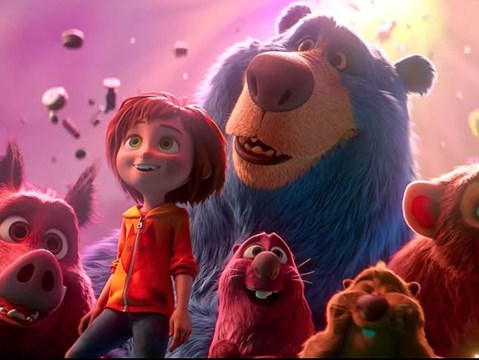 Stunning debut trailer for animated spectacular Wonder Park arrives online
