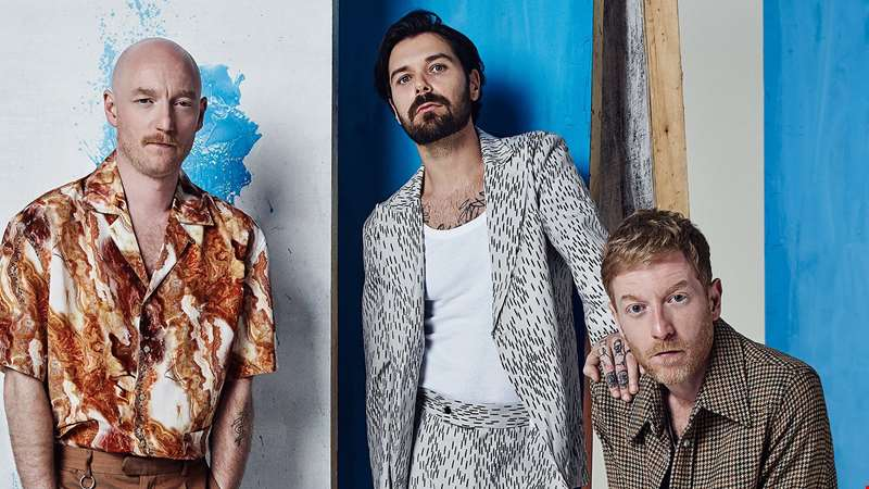 """The album really deals with society seeming to cast aside so many of the values that we were brought up to cherish"" - hmv.com talks to Biffy Clyro"