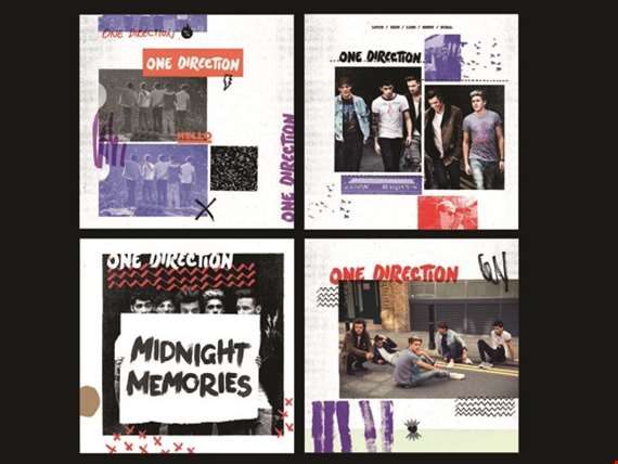 hmv exclusive cd postcards