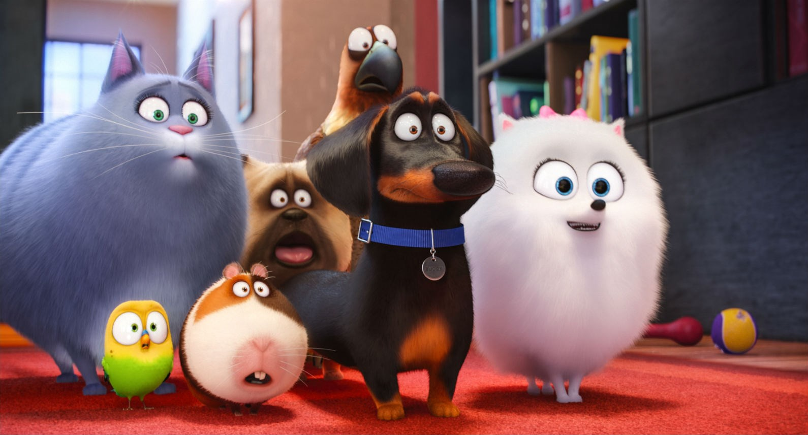 Fun-filled full trailer for The Secret Life Of Pets 2 drops online