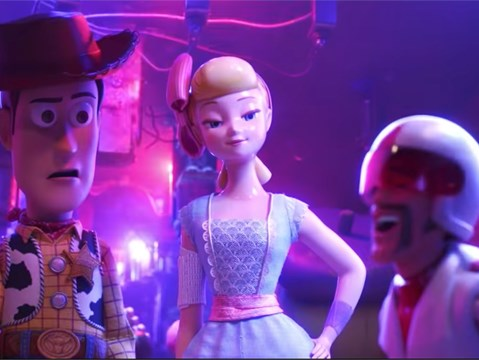 Action-packed new trailer for Toy Story 4 makes its debut online