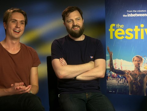 """Festivals are such incredible spectacles, there's this mass of humanity..."" hmv.com talks to Joe Thomas and Iain Morris"