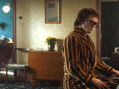 Emotional new trailer for Elton John biopic Rocketman unveiled