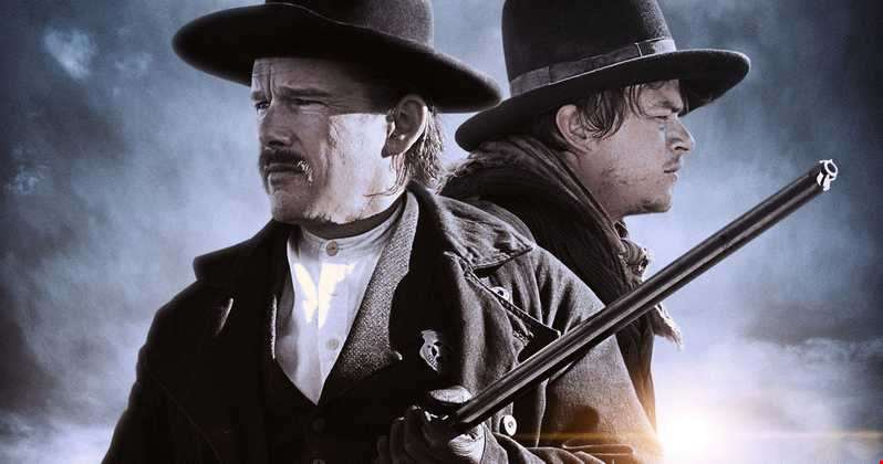 Ethan Hawke and Chris Pratt lead the first trailer for new western The Kid