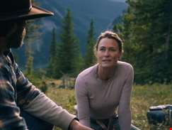 Watch the stark first trailer for Land, the directorial debut from Robin Wright