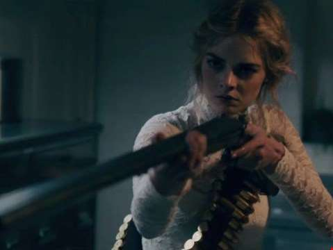 Blood-spattered first trailer for new horror Ready Or Not unveiled
