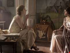 Gemma Arterton and Elizabeth Debicki light up the first trailer for literary biopic Vita and Virginia