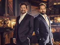 Michael Ball and Alfie Boe's Together At Christmas - What You Need To Know