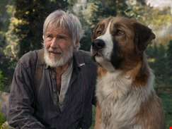 Harrison Ford teams up with a dog in the first trailer for The Call Of The Wild