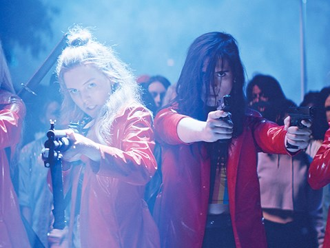 """There's a Salem that exists in almost every state across America..."" - hmv.com talks to Assassination Nation director Sam Levinson"