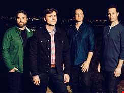 """This record is about the difference between living and just existing…"" - hmv.com talks to Jimmy Eat World"