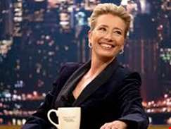 Emma Thompson and Mindy Kaling lead the charming first trailer for new comedy Late Night