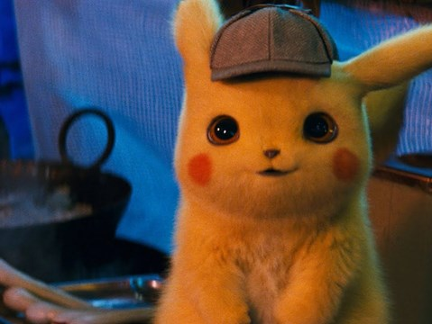 Fun-filled new trailer for Pokemon adventure Detective Pikachu unveiled