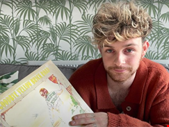Tom Grennan shares his favourite records with us