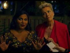 Emma Thompson and Mindy Kaling team up in the hilarious trailer for new comedy Late Night