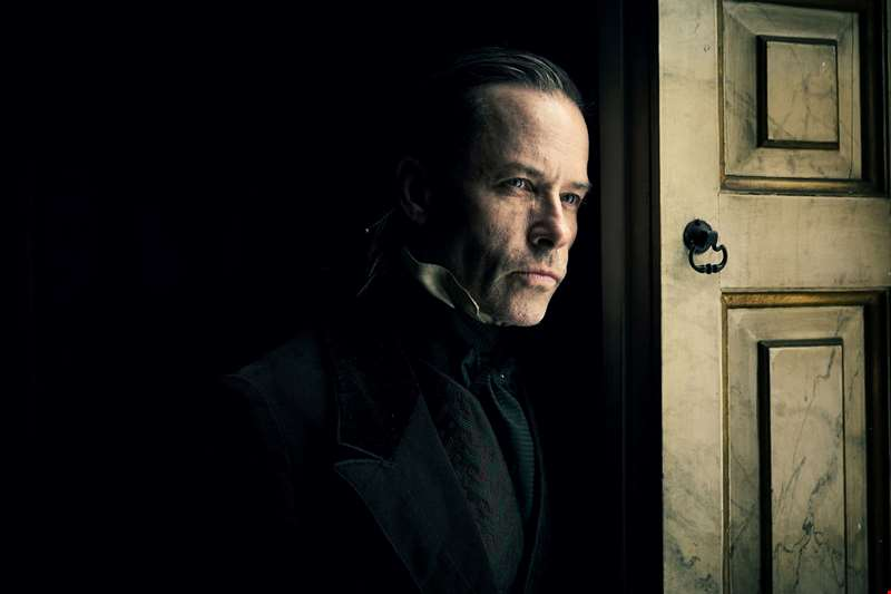 Guy Pearce and Andy Serkis star in the spooky first trailer for BBC's new take on A Christmas Carol