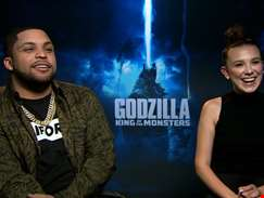 """Godzilla has a lot of feminine qualities..."" - hmv.com talks to the cast & director of Godzilla: King of the Monsters"