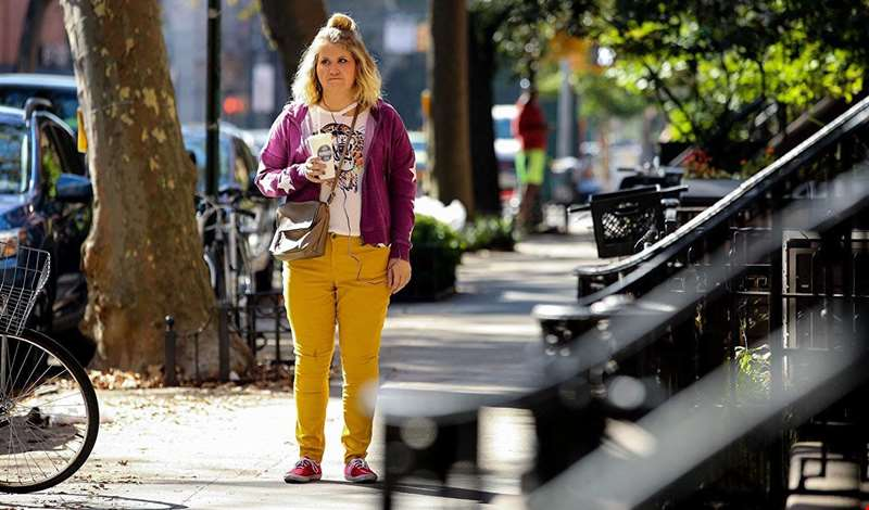 """The whole movie is inside of her heart and soul... "" Paul Downs Colaizzo talks directing Jillian Bell in new comedy/drama Brittany Runs A Marathon"