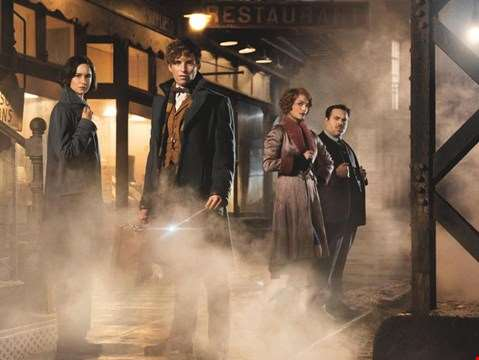 Fantastic Beasts star Dan Fogler gives an update on the third movie