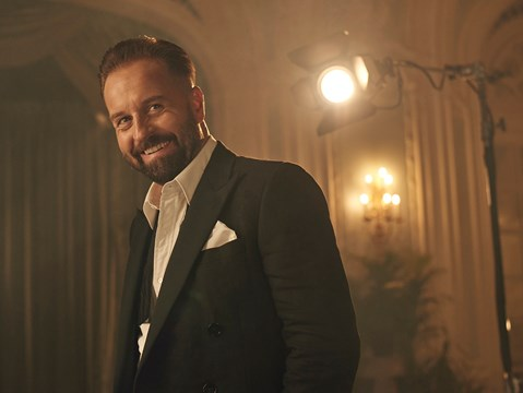 Alfie Boe announces 2019 UK tour, get pre-sale ticket access with hmv
