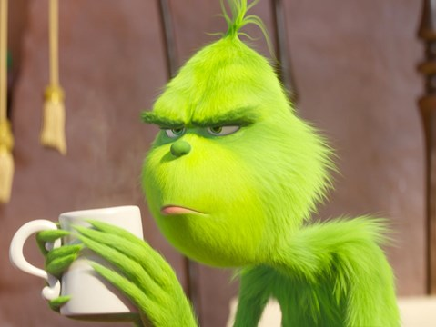 The Grinch: Five Reasons You'll Love It