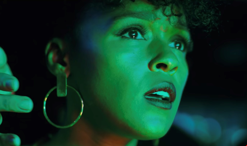 Janelle Monae leads the spine-tingling first trailer for new horror Antebellum