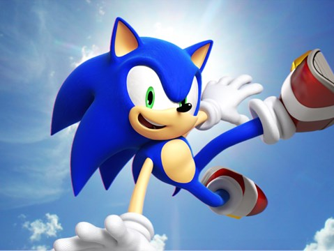 Get a first look at the Sonic The Hedgehog movie