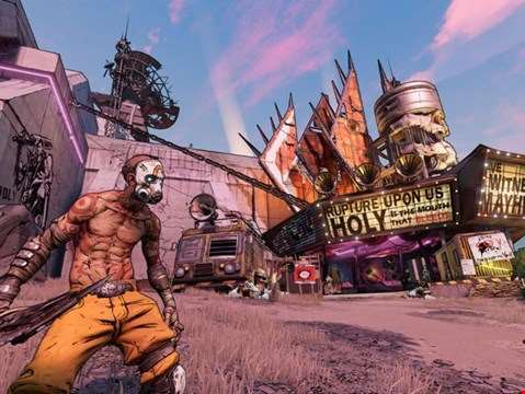 Eli Roth to direct adaptation of Borderlands