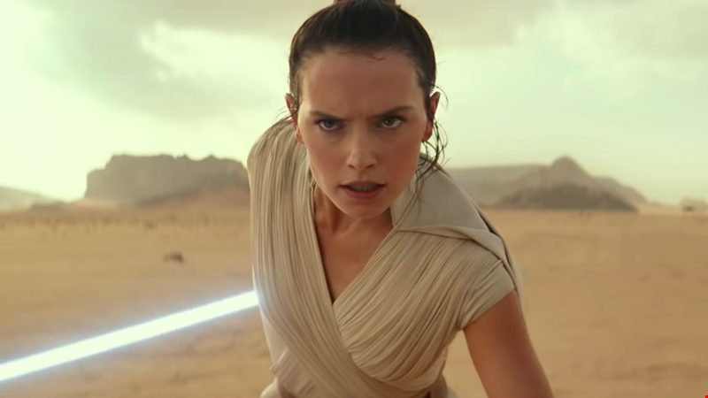 First trailer and title unveiled for Star Wars: Episode IX