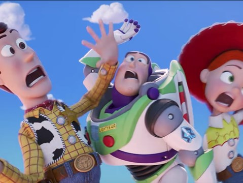 Disney Pixar unveils new teasers for Toy Story 4