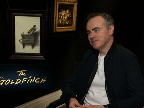 Director John Crowley opens up about making epic drama The Goldfinch...