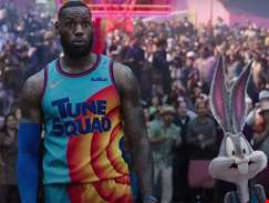 Bombastic first trailer for Space Jam: A New Legacy unveiled