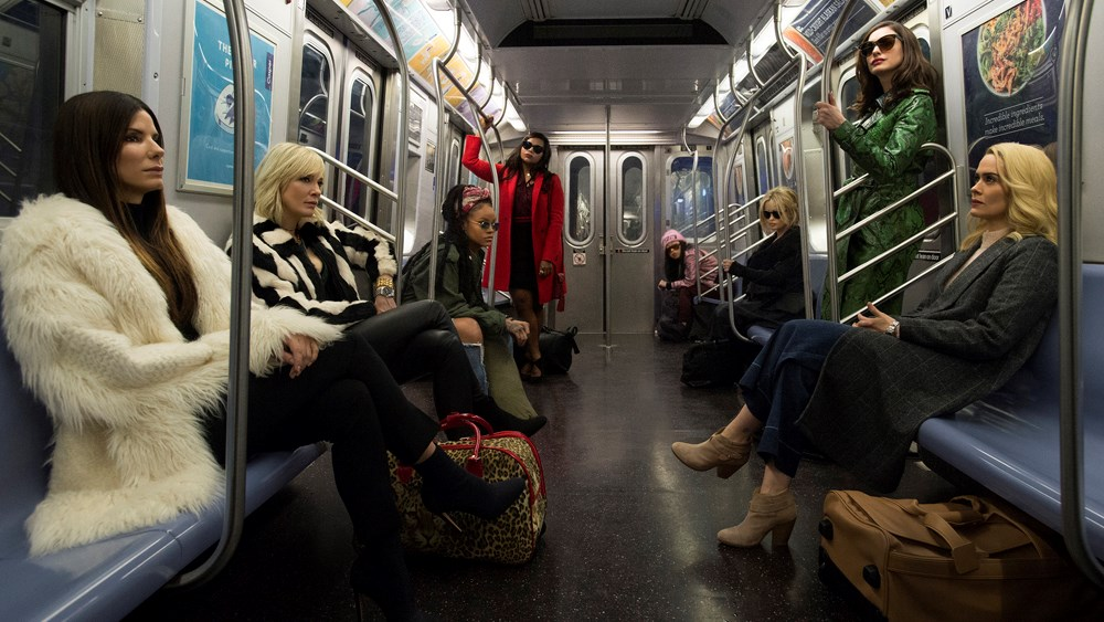 Ocean's 8 - Five Reasons You'll Love It