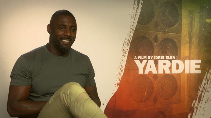 """I made a big decision about being authentic.."" hmv.com talks Yardie with Idris Elba and Shantol Jackson"