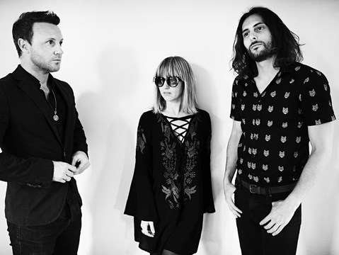 """We needed a reset. We needed to have fun…"" - hmv.com talks to The Joy Formidable"