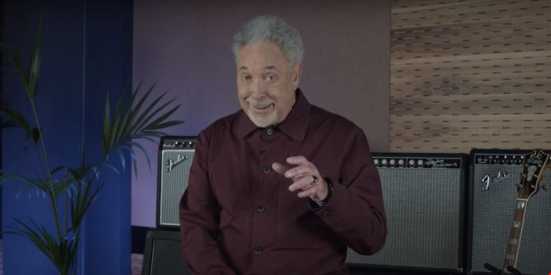 Sir Tom Jones shares his favourite records with us
