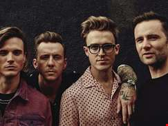 McFly talk coming back together and their new album, Young Dumb Thrills...