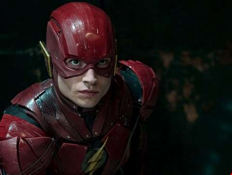 Release date for DC's long-delayed The Flash solo movie unveiled