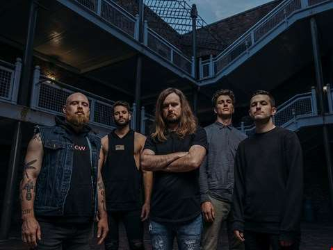 """We wanted to write songs that felt like they belonged in stadiums with pyro, not just clubs..."" - Metallers Fit For A King talk us through new album The Path"