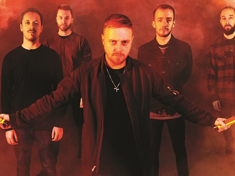 """It gave us something to focus on and something to put our pain into…"" - Architects talk moving on tragedy and making new album Holy Hell"