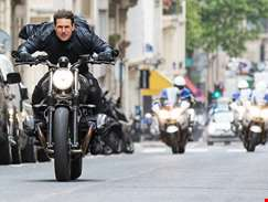 Tom Cruise given green light to sidestep UK quarantine rules for filming on Mission Impossible 7