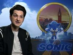 Star Ben Schwartz and director Jeff Fowler open up about bringing Sonic The Hedgehog to the big screen...